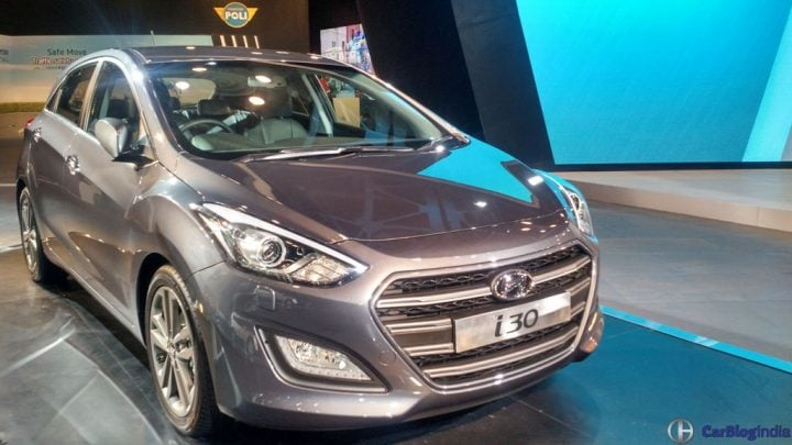 2017 Hyundai I30 India Launch Price Specifications Auto Expo
