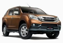 isuzu-mu-x-official-images-front-angle