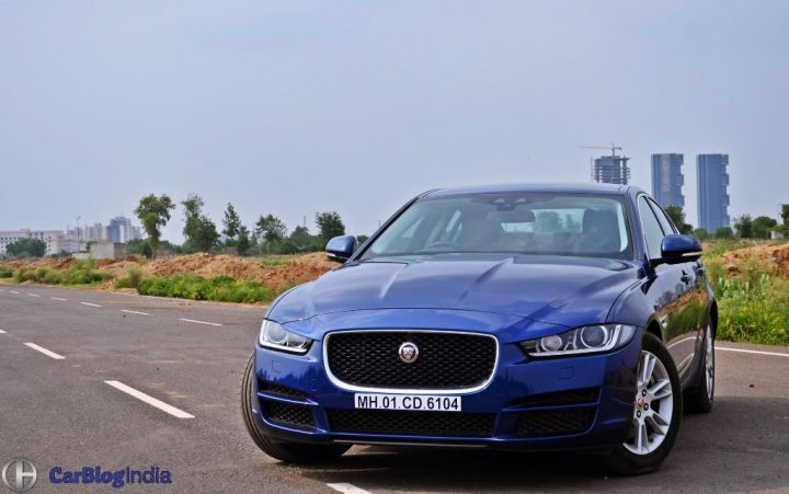Jaguar XE Test Drive Review jaguar-xe-test-drive-review-front-1