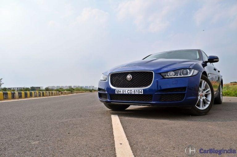Jaguar XE Test Drive Review – The Top Cat