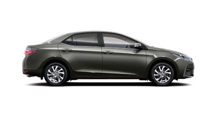 New Toyota Corolla Altis 2017