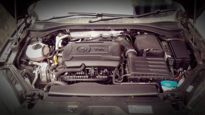 new skoda superb petrol review images engine