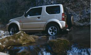 Suzuki Jimny Images Side Profile