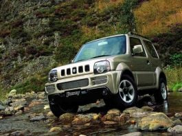Suzuki Jimny Images Front