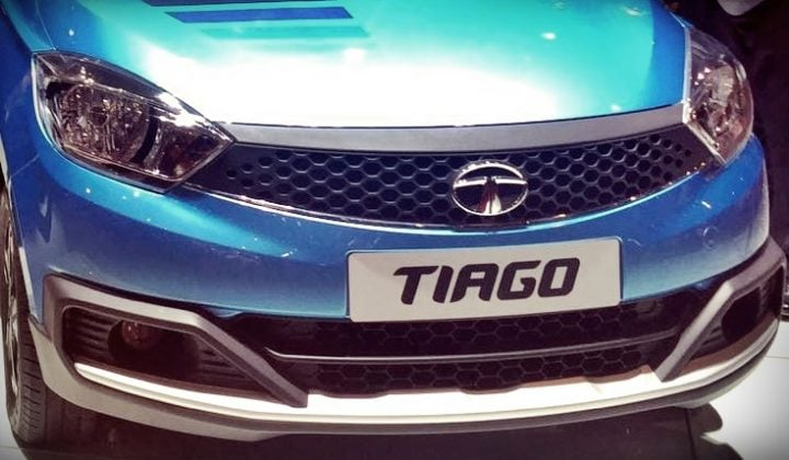 Tata Tiago Aktiv Price, Specifications, Images, Features tata-tiago-aktiv-front