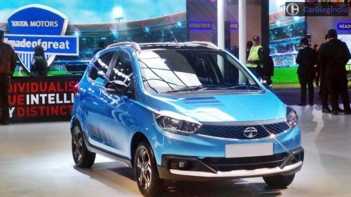 Upcoming Cars under 10 Lakhs - Tata Tiago Aktiv