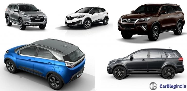 New SUVs Coming to India Soon [Check out our MEGA list]