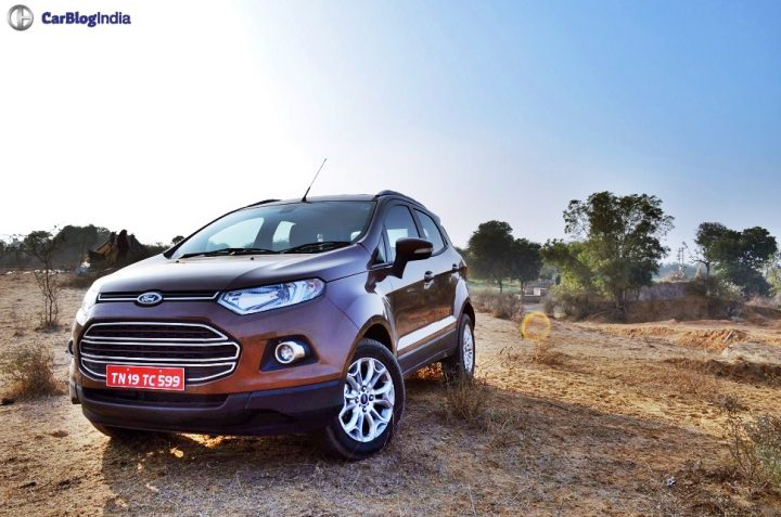 ford cars in india - 2016 ford ecosport