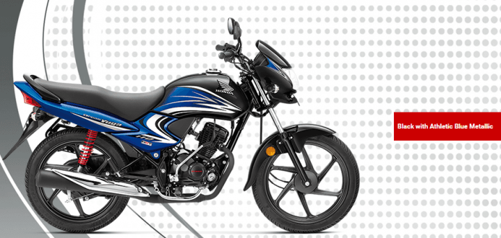 2016 honda dream yuga black-athletic-blue-images-2
