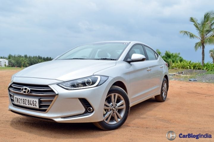 Best Mileage Automatic Cars - Hyundai Elantra Diesel Automatic