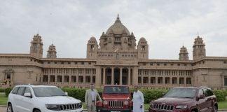 Jeep India model range launch-3