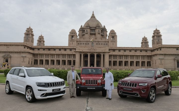 Jeep India model range launch-3