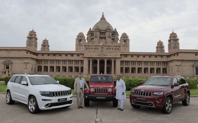 JEEP Officially Launched in India; Range Starts @ Rs. 71,59,104