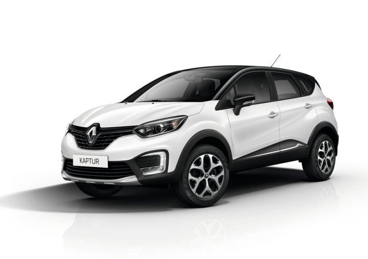Upcoming Small SUVs in India 2017 Renault Kaptur