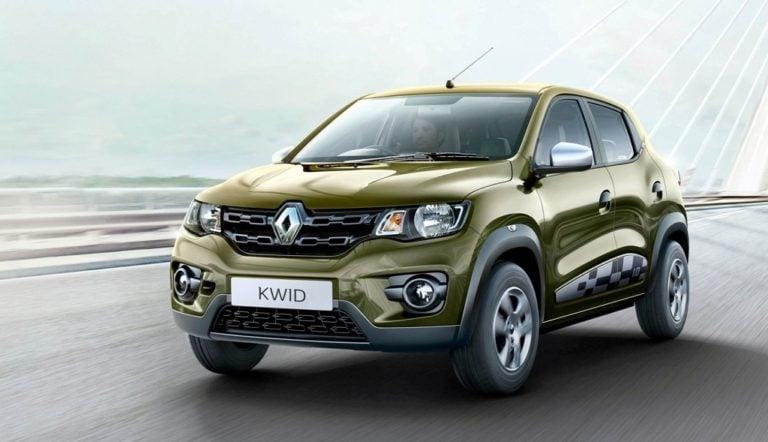 Renault Kwid AMT Launched