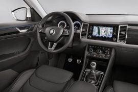 Skoda Kodiaq interior-dashboard-image