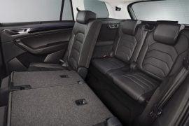 Skoda Kodiaq interior rear seat-image