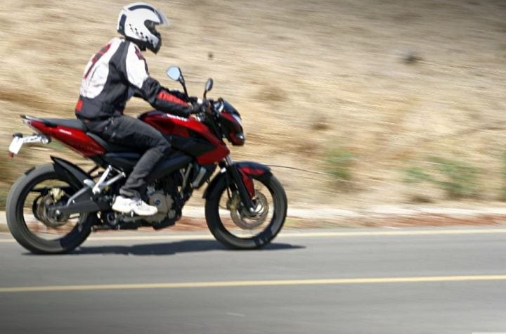Upcoming Bajaj Bikes in India - Pulsar NS 180