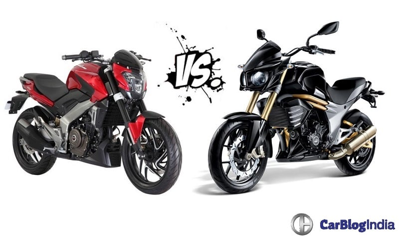 Bajaj Dominar 400 Vs Mahindra Mojo Comparison Of Price