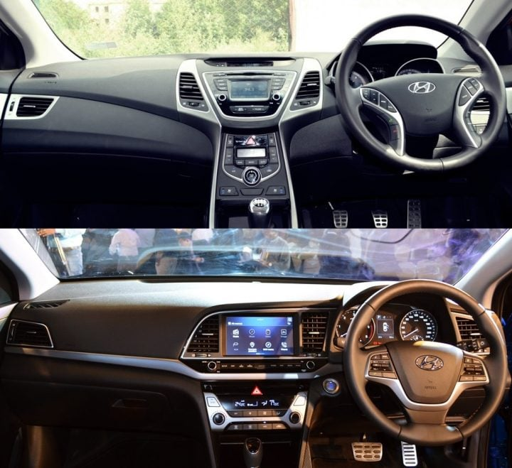 hyundai-elantra-old-vs-new-interiors