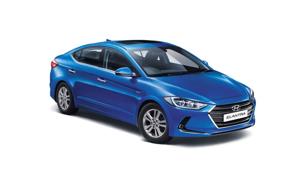 2016 Hyundai Elantra India Price Mileage Specifications