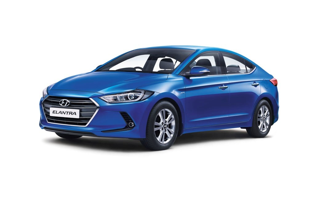 2016 hyundai elantra india price mileage specifications review images. Black Bedroom Furniture Sets. Home Design Ideas