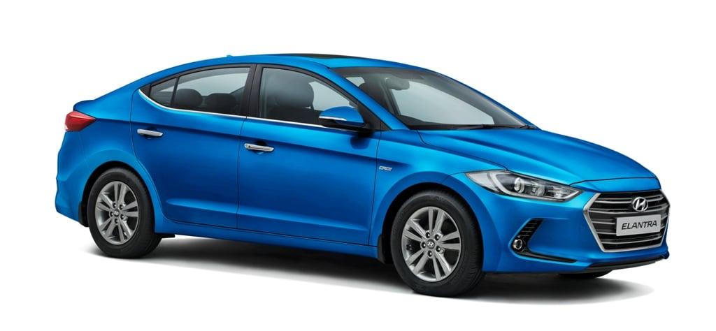2016 Hyundai Elantra India Price Mileage Specifications