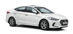 hyundia-elantra-india-official-images-Polar White