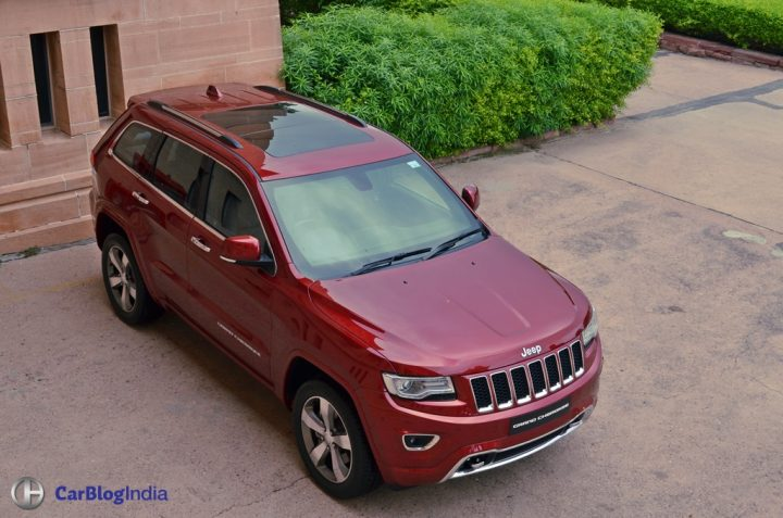 New Upcoming SUV Cars in India 2016 jeep-grand-cherokee-india-launch-images