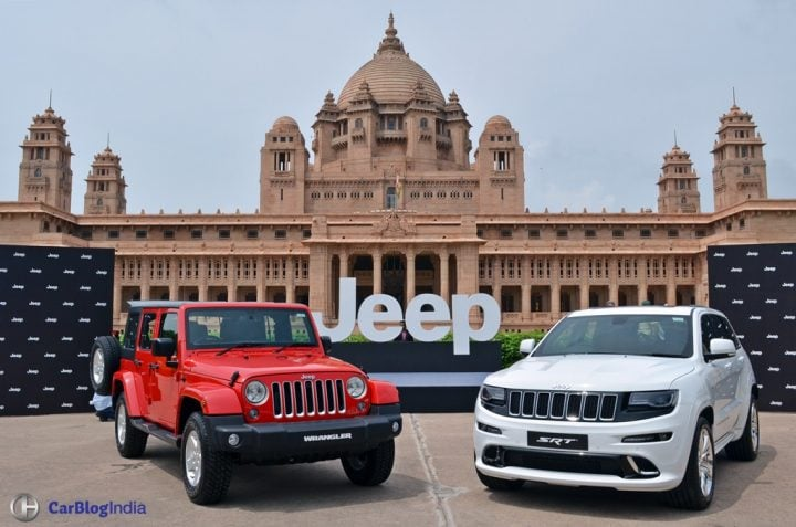 Jeep India Price List Price Of Wrangler Price Of Grand