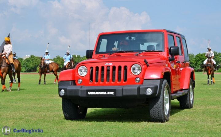 New Upcoming SUV Cars in India 2016 jeep-wrangler-india-launch-images