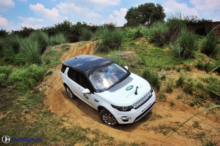 Land Rover Experience, New Delhi – Mud-plugging Unplugged!