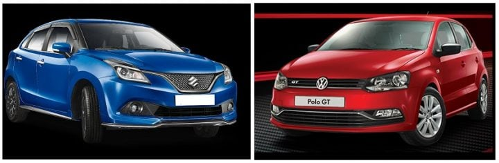 Maruti Baleno RS vs Volkswagen Polo GT Comparison maruti-baleno-rs-vs-volkswagen-polo-gt-2