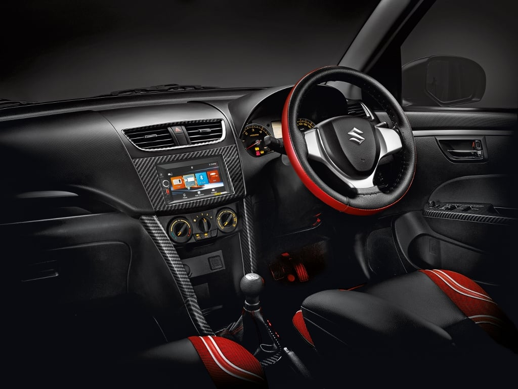 Maruti Suzuki Swift Vdi Graphics
