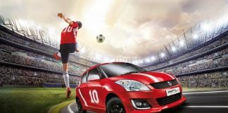 maruti swift deca limited edition official image