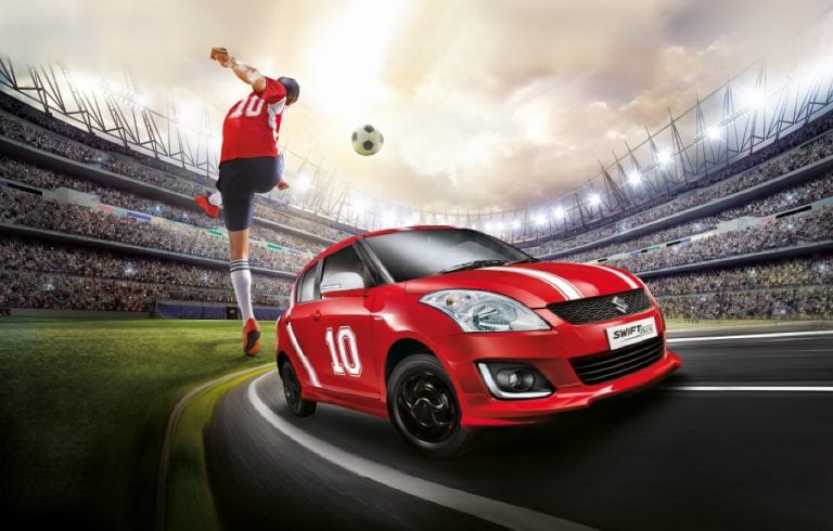 Maruti Swift Deca Limited Edition Launched. Priced @ Rs. 594445