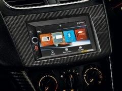 maruti swift deca limited edition images interior centre console