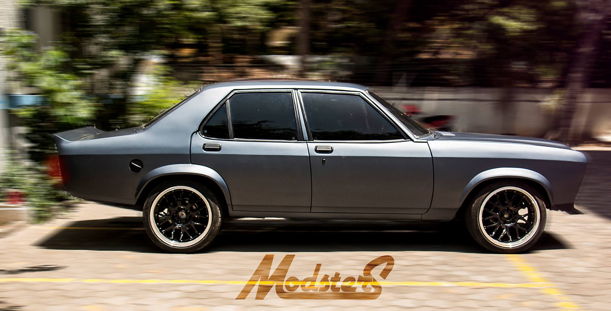 Modified Contessa Car In India With Images And All Details On
