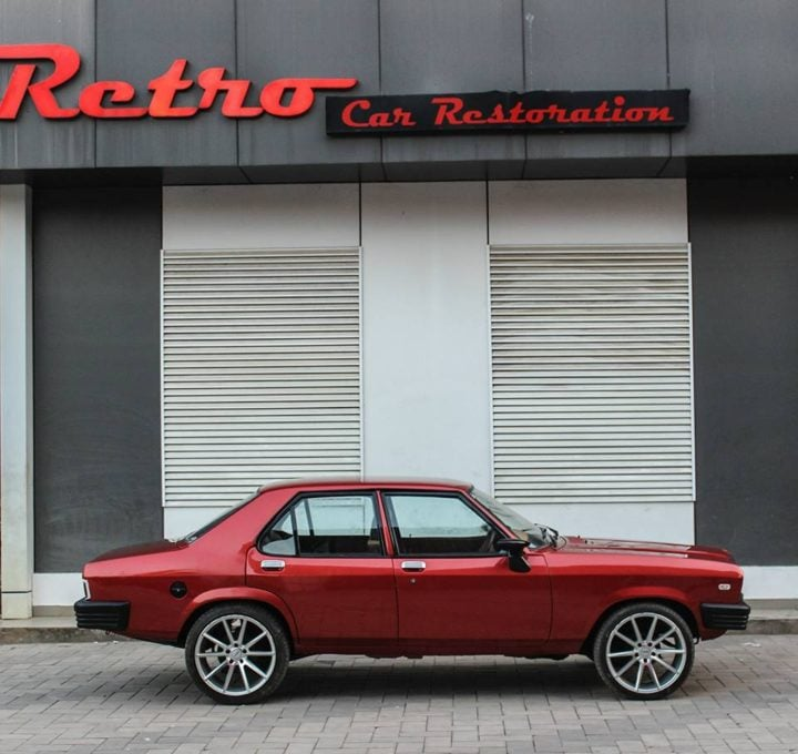 Modified Contessa Car in India with Images and All Details
