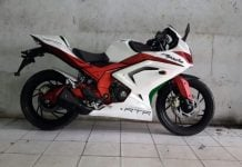 modified tvs apache rtr 200 4v images indonesia