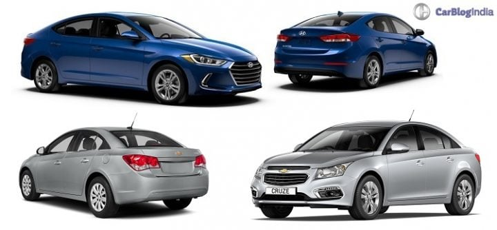 New 2016 Hyundai Elantra vs Chevrolet Cruze Comparison new-2016-hyundai-elantra-vs-chevrolet-cruze
