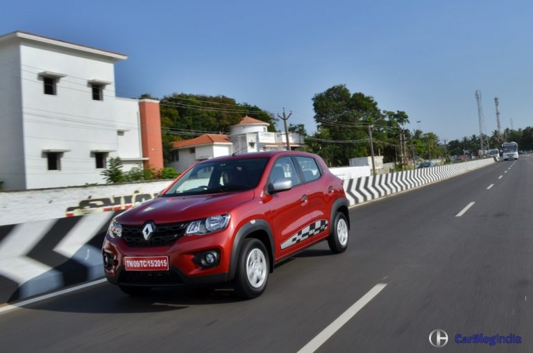 Renault Kwid 1.0 Test Drive Review