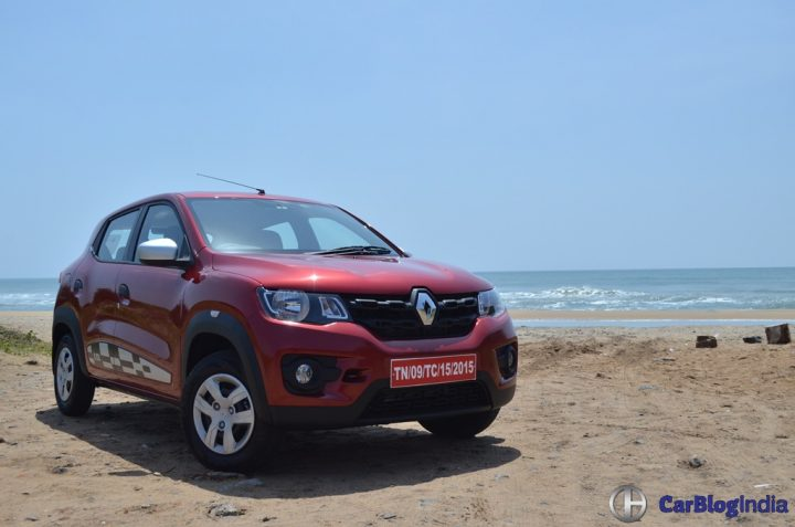 Renault Kwid 1000cc Test Drive Review, Mileage, Specifications renault-kwid-1000cc-test-drive-review-front-angle