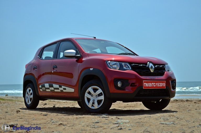 New Renault Kwid 1.0 SCe in 6 Important Points