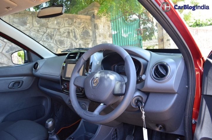 Renault Kwid 1000cc Test Drive Review, Mileage, Specifications renault-kwid-1000cc-test-drive-review-interiors