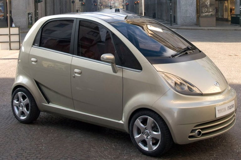 Is there a Tata Nano replacement on the cards?