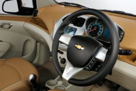 2017-Chevrolet-Essentia-official-image-interior-steering