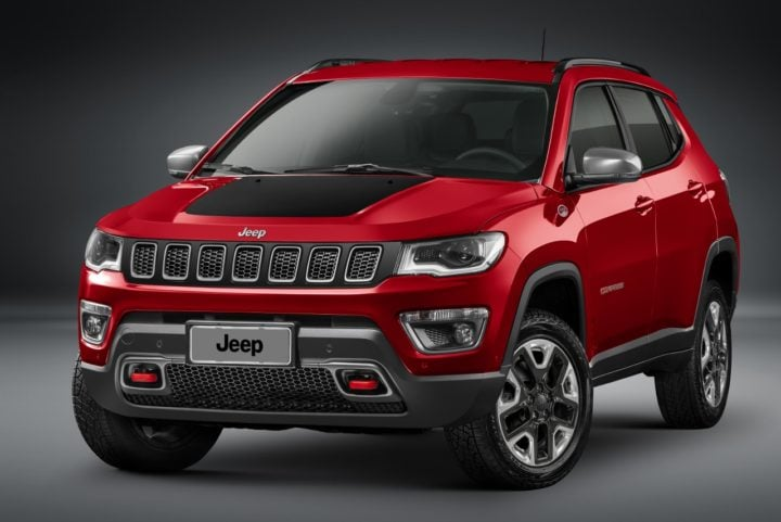 2017 Jeep Compass India Launch in Mid 2017, Jeep C-SUV for India 2017 Jeep Compass Trailhawk