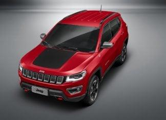 2017 Jeep Compass Trailhawk Images