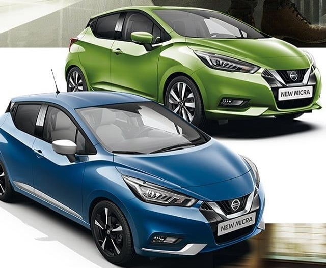 New 2017 Nissan Micra REVEALED!